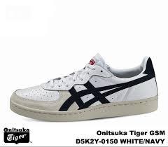 Onitsuka Tiger Dire Sem White Navy Onitsuka Tiger Gsm D5k 2y 0150 White Navy Mens Womens Sneakers