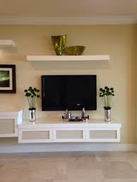 Perfect Floating Tv Stand Blue Tv Stand, Small Tv Stand, Floating Tv Console,  Floating
