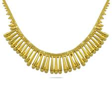 Kalyan Jewellers Anklets Designs With Price Buy Bridal Necklace Gold And Diamond Necklace Kalyan