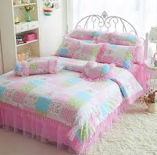 blue bed sheets tumblr. Page 138 Cute Pink Square Pattern Bed For Girls Bedspreads With Ruffle Sets Tumblr Blue Sheets Y