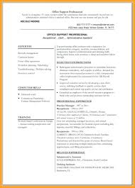 Resume Templates In Word Resume Template Word 100 Entrancing Template It Resume Template 70