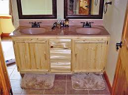 Rustic Bathroom Vanities And Sinks Rustic Bathroom Vanities Design Styles Kitchen Bath Ideas