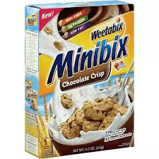 Weetabix has caused outrage online after suggesting fans eat heinz baked beans on top of the cereal. Weetabix Minibix Cereal Chocolate Crisp Shop Bassett S Market