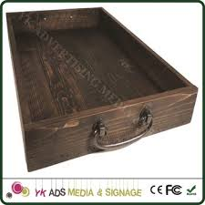 Wooden Trays To Decorate Wooden Tv Tray Home Decoration Wood Food Serving Tray Natural Buy 95