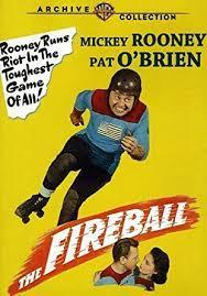 Amazon.com: The Fireball: Mickey Rooney, Pat O'Brien, Beverly Tyler, James  Brown, Marilyn Monroe, Ralph Dumke, Bert Begley, Milburn Stone, Sam Flint,  John Hedloe, Tay Garnett: Movies & TV