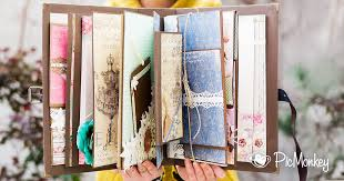 Vintage Photo Albums How To Store Vintage Photo Albums And Scrapbooks Picmonkey
