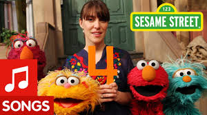 Sesame Street: Feist sings <b>1</b>,<b>2</b>,<b>3</b>,<b>4</b> - YouTube