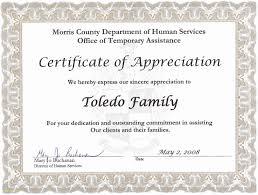 Volunteer Recognition Certificate Template. Best Of Volunteer ...