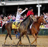 2010 Kentucky Derby Chart 2010 Kentucky Derby Results