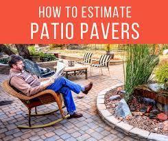 paver calculator and estimator