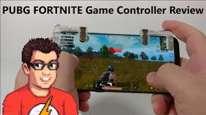 <b>PUBG</b> / FORTNITE <b>Mobile game controller</b> Review - Add Shoulder ...