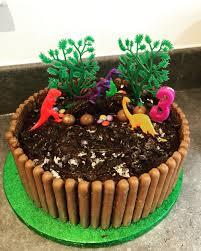 Dinosaur Birthday Cake Recipe Mamadoit