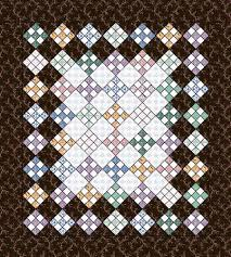 Nine Patch Inspiration - Quilting Tutorial from ConnectingThreads.com & Nine Patch Inspiration Adamdwight.com