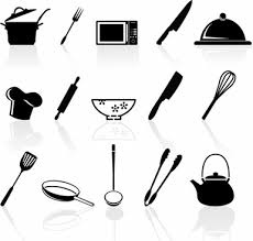 kitchen tools vector. Wonderful Tools Kitchen Utensil Icons Set With Tools Vector L