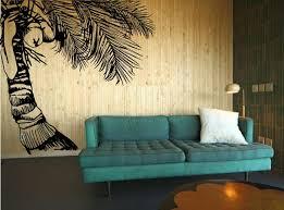 Beach Wall Stencils Related Keywords & Suggestions  Beach Wall For  Polynesian Wall Art (Image