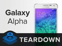 Samsung Galaxy Alpha Teardown - iFixit