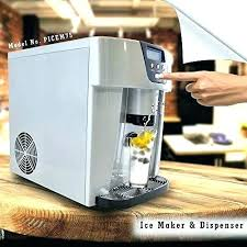 pellet ice machine. Delighful Ice Pellet Ice Maker Amazon Nugget Machine Home Hands Free  Use In I