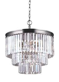 willa arlo interiors domenique traditional 4 light crystal chandelier reviews wayfair