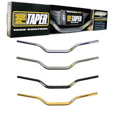 Pro Taper Contour Fatbar Handlebars With Free Barpad