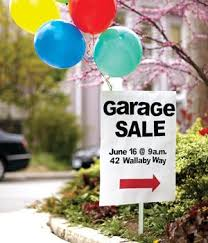 Make A For Sale Sign 4 Tips For A Successful Garage Sale