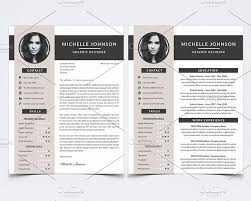 Resume Template for Photoshop - Resumes