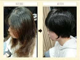 美容師解説くせ毛だから髪の毛が広がるショートにしたらさらに