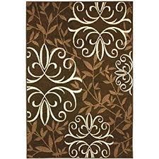 better homes and gardens iron fleur area rug. Exellent Fleur Better Homes And Gardens Iron Fleur Area Rug CreamChocolate 2u00276x3u00278 Inside And R