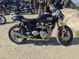 triumphs new bonneville based cafe racer street tracker page 4