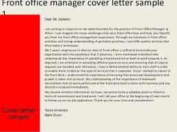 Office Manager Cover Letter Google Search Resume Cover Letters