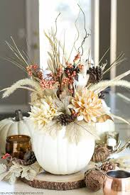 40 Fall and Thanksgiving Centerpieces - DIY Ideas for Fall Table Decorations
