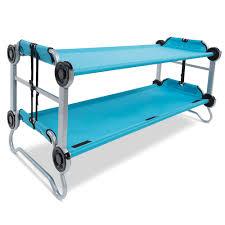 Folding Bunk Bed The Foldaway Childrens Bunk Beds Hammacher Schlemmer