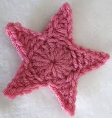 Crochet Star Pattern Unique Star Pattern To Make Some Cute Star Garland I Think Yes Yarn