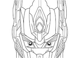 Transformer Coloring Pages 475 Transformer Coloring Pages