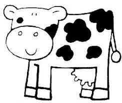 Kleurplaat Koe Cartooning Coloring Pages For Kids Coloring