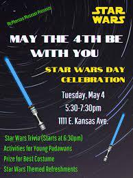 Star Wars Celebration — McPherson ...