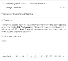 Cover Letter Emails Best Ideas Of Er Letter Introduction Sample For