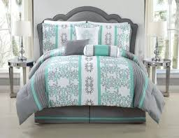 mint green bedspread great 7 piece queen gray comforter set bedding pic quilt mint green bedspread