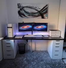 16 lovely diy desk cable management