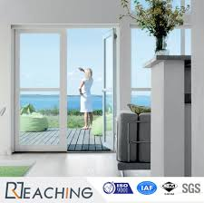 commercial grade upvc casement doors with double tempered glass