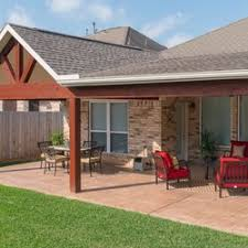 patio covers houston. Beautiful Covers Photo Of Houston Patio Covers  Richmond TX United States On E