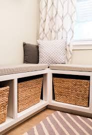 Breakfast Nook With Storage Best 25 Kitchen Nook Bench Ideas Only On Pinterest Kitchen Nook