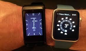 Garmin Vivosmart Hr Sizes Chart Review Garmin Vivoactive Hr Gps Smart Watch