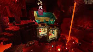 1.16 Minecraft Nether Update Base ...