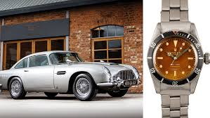 RM Sotheby's and Bob's Watches Pair Cars, Watches for Monterey ...