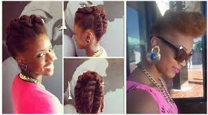Medium Length Natural Hair Style Inspiration Summer Edition