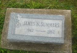 James Nelson Summers (1942-1962) - Find A Grave Memorial
