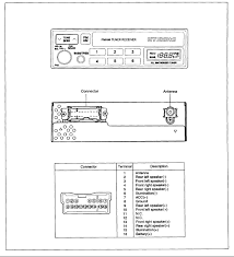 pioneer deh 1400 wiring diagram pioneer wiring diagrams database hyundai accent radio wiring diagram