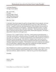 Resume Teacher Resume Cover Letter Example Fresher Sensational