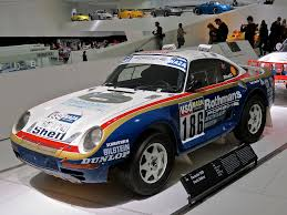 Porsche 959 – Group B Prototype | Rally Group B Shrine
