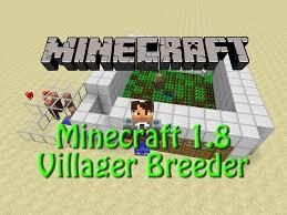 1 9 infinite villager breeder showcase